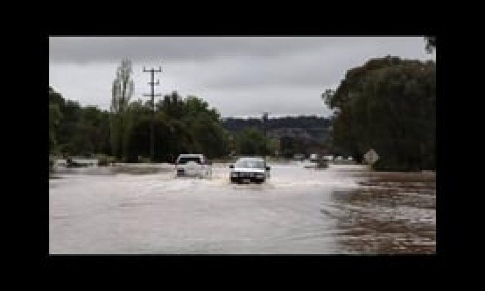 Flooding in Wagga Wagga – October 2010