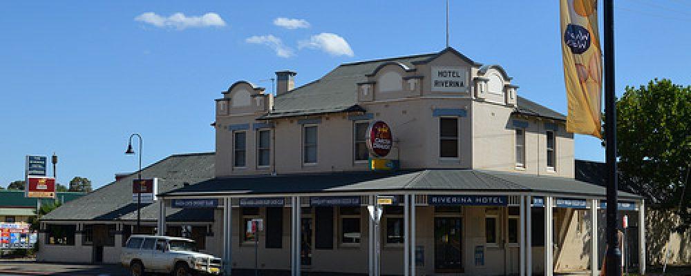 RIVERINA HOTEL – WAGGA WAGGA NSW