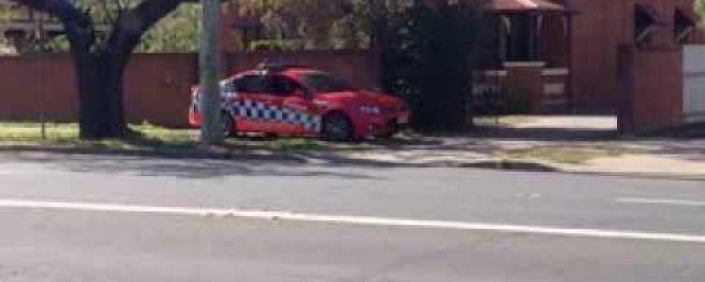 Police Radio Massive Police Response Wagga October 4, 2013