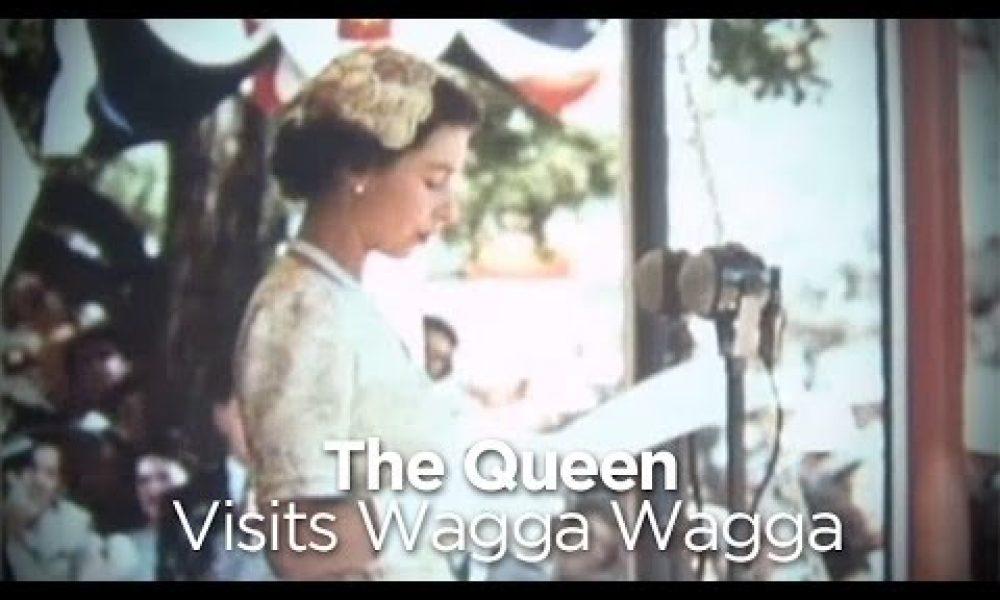 The Royal Visit to Wagga Wagga (1954)