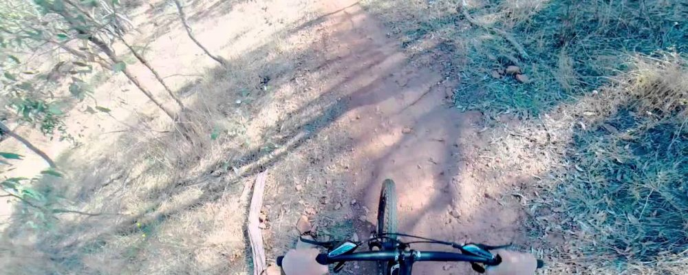 MTB Wagga Wagga Pommie stack GOPRO