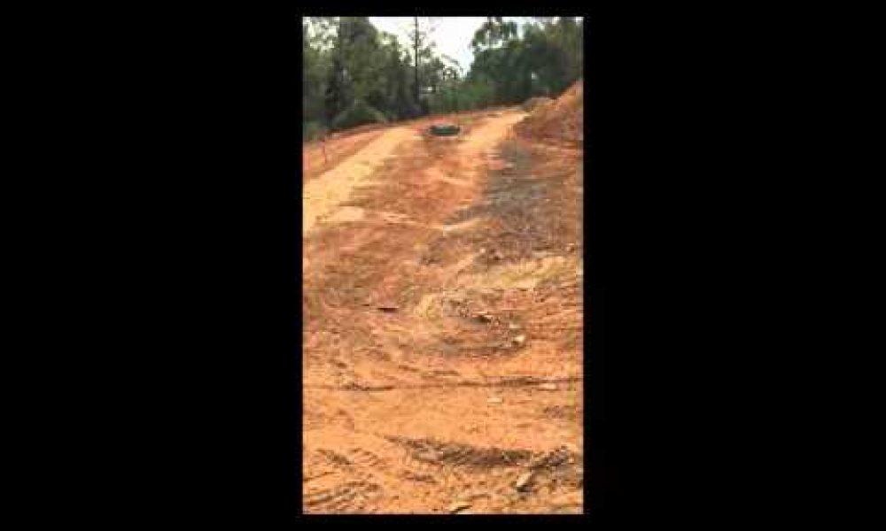 Willians Hill Miniature Railway (Wagga Wagga) Spiral – Apr 2016