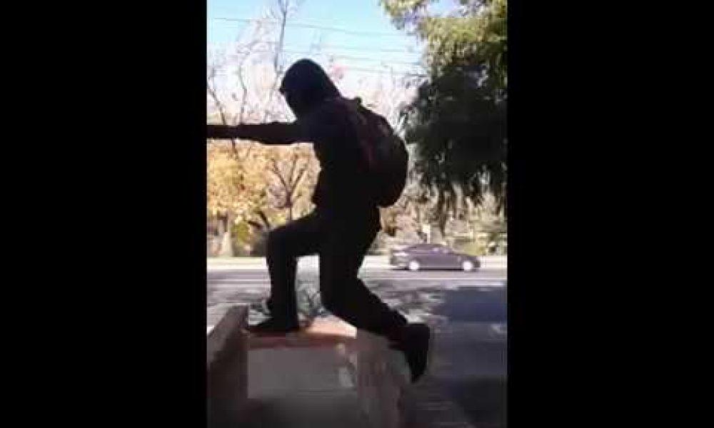 Stupidest Masked Parkour | Wagga Wagga Parkour FAIL