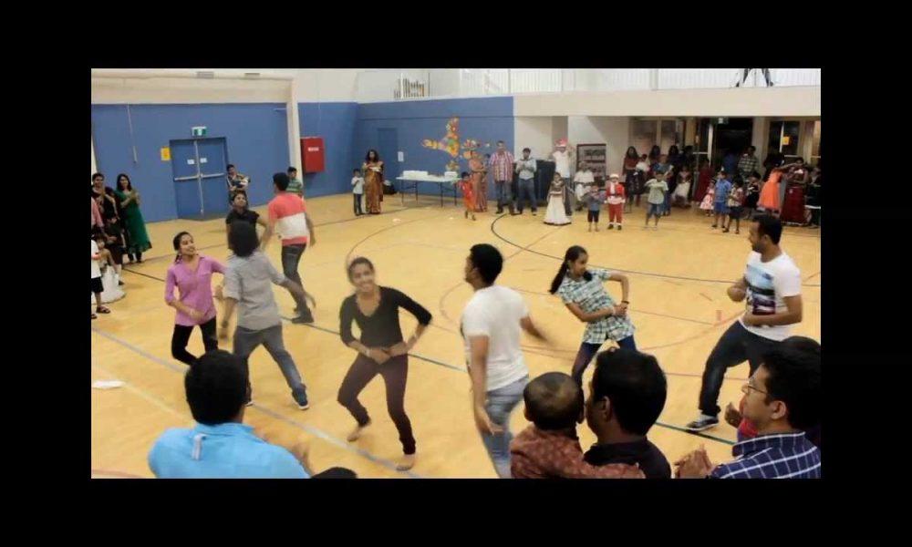 Flash Mob at Wagga