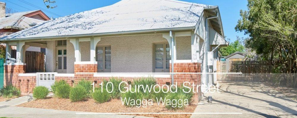 110 Gurwood Street, Central Wagga
