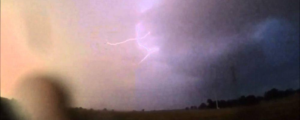 Thunderstorms Near Wagga Wagga