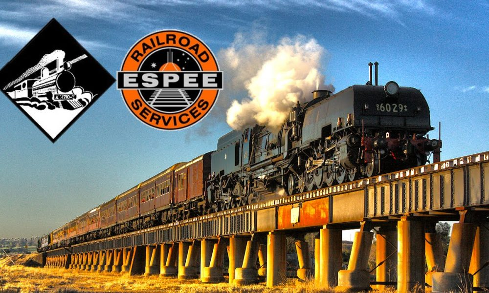 Beyer-Garratt Steam Locomotive In Australia – Wagga-Bomen Shuttles