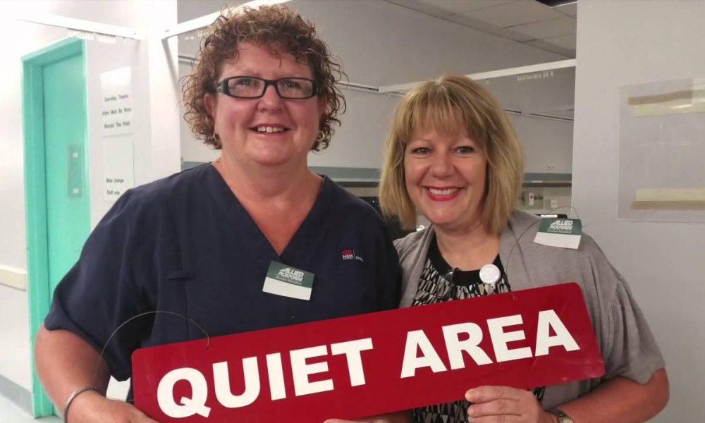 Celebrating the move – Wagga Wagga Rural Referral Hospital