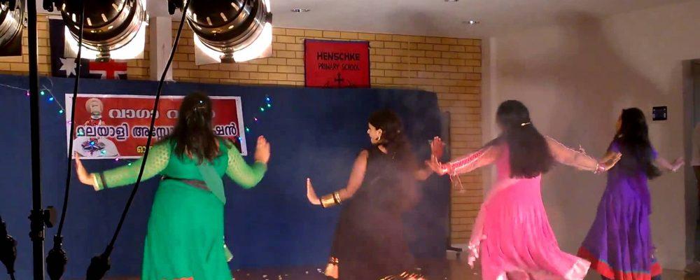 Wagga Wagga Malayali Association Easter-Vishu celebration: FUSION DANCE