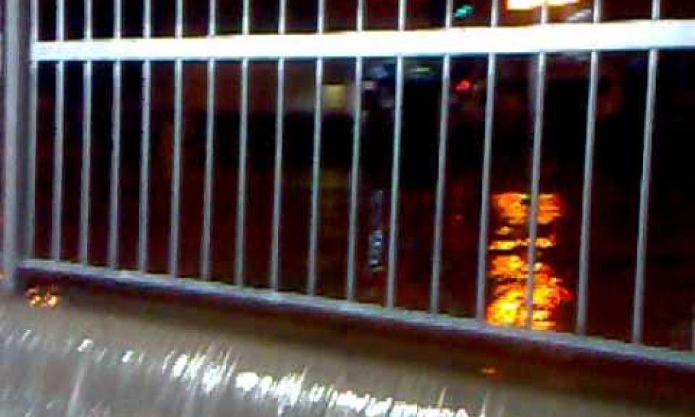 wagga market place car park flood
