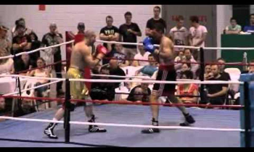 Frank Ciampa    ( Wagga Wagga fight night 1st April 2011)