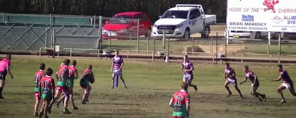 Weissel Cup: Wagga Brothers v Young, 3rd July 2016