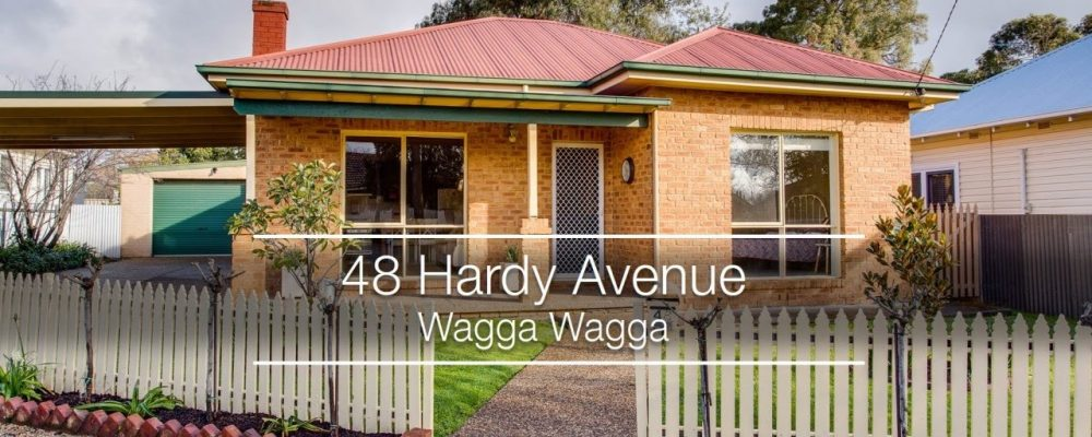 SOLD – 48 Hardy Avenue, Central Wagga