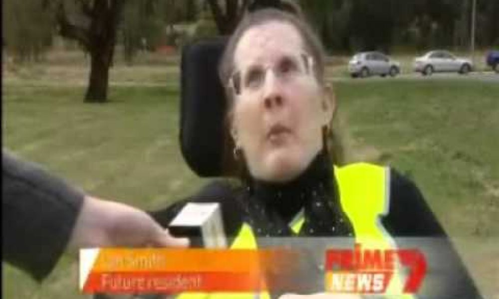 PRIME 7 News Wagga Wagga – Sod Turning Ceremony for Northcott's new home 12.07.2011.wmv