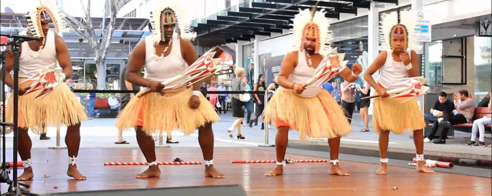 Wagga TSI dance group Gathering 2014 Star Dance