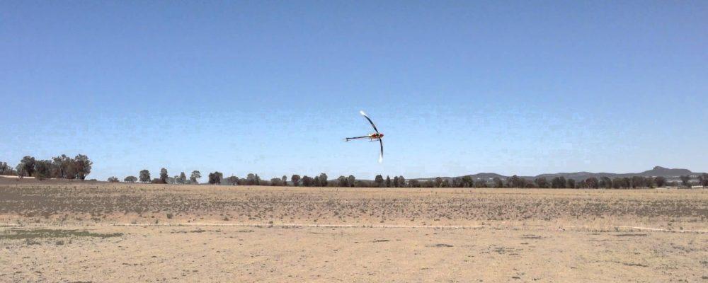 Jimmy Searl – Gaui X7 – Wagga Wagga Heli Heatwave 2013 (Smack)