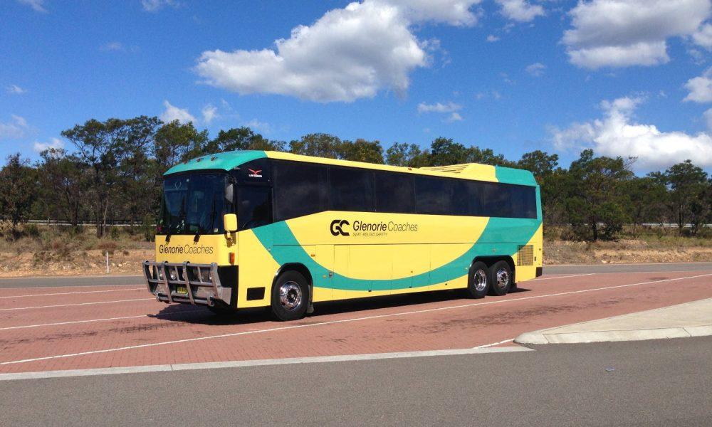 Busabout Wagga Wagga Tour: TV 6793 – Denning Landseer (GM 6V92TTA/Manual)