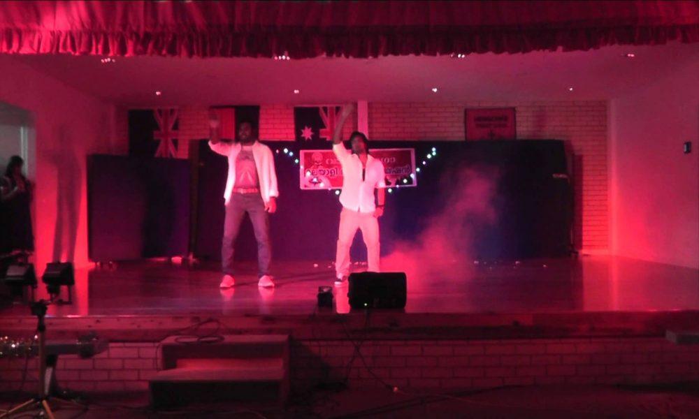 WWMA 2014 Easter Vishu- Fusion Dance by Wagga youth