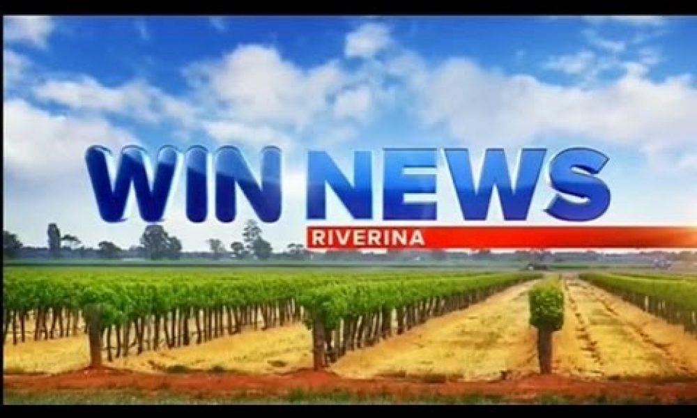 WIN News Wagga Wagga (8 Jul 16)