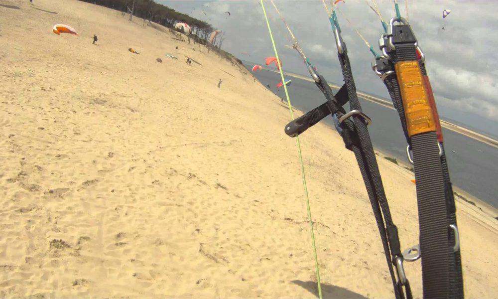 Parapente Dune du Pyla Wagga