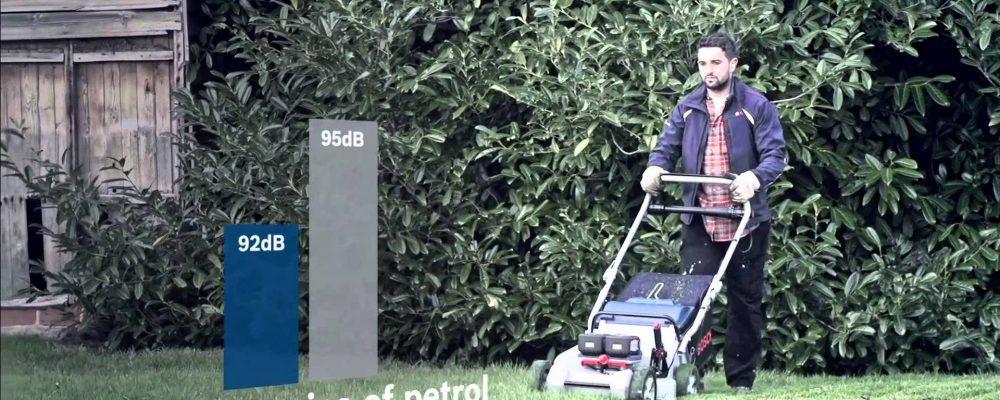 Bosch Professional Cordless Garden Tools – Lawnmowers