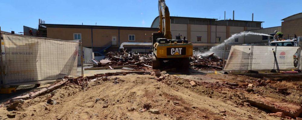 4K version of Wagga Wagga Base Hospital Redevelopment