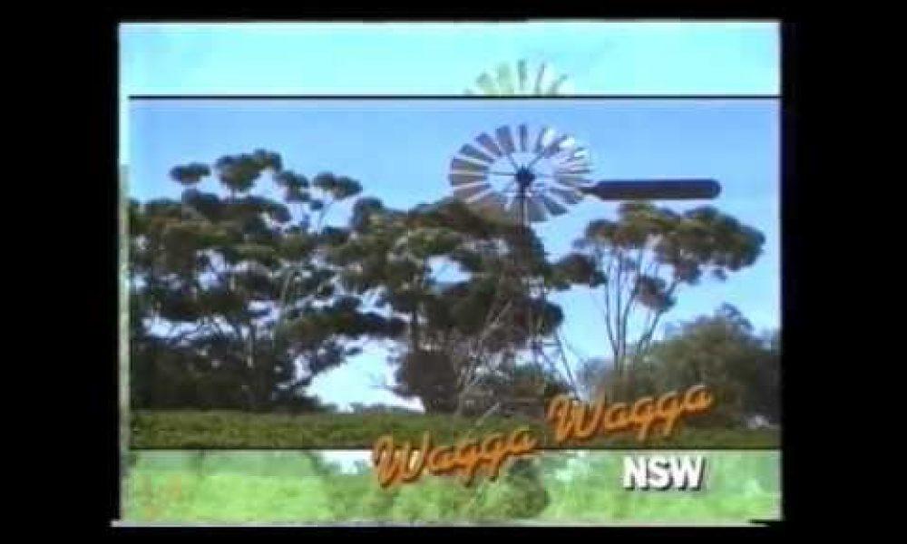 WIN ident 1997 (feat. Wagga Wagga)