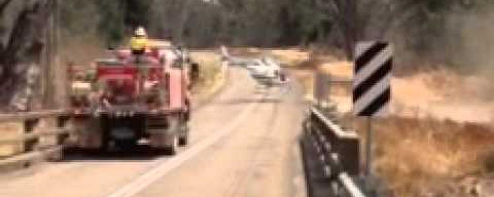 Fires around Wagga Wagga, January 20 2014