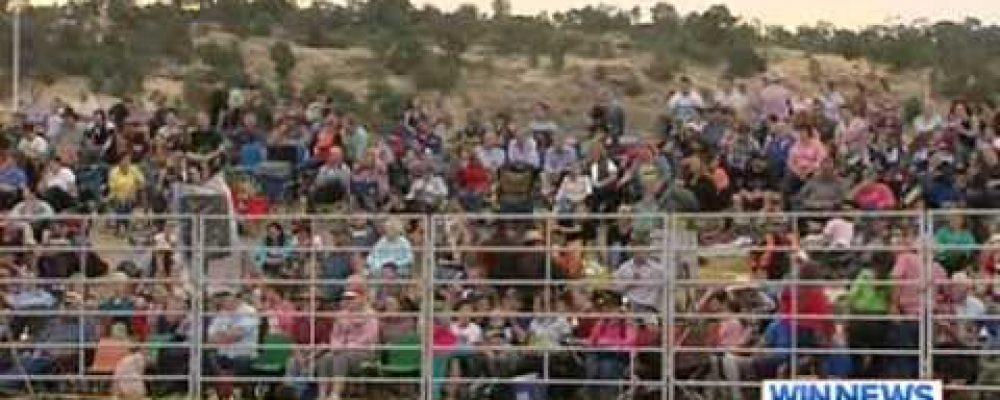 Wagga Rodeo 20014 WIN NEWS