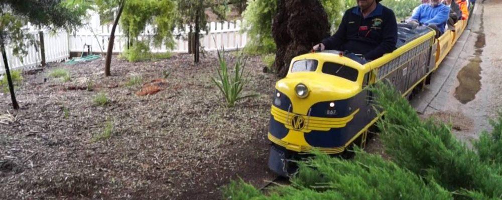 Wagga Wagga miniature trains