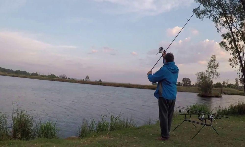 Laurentia Dam Specimen Carp Fishing