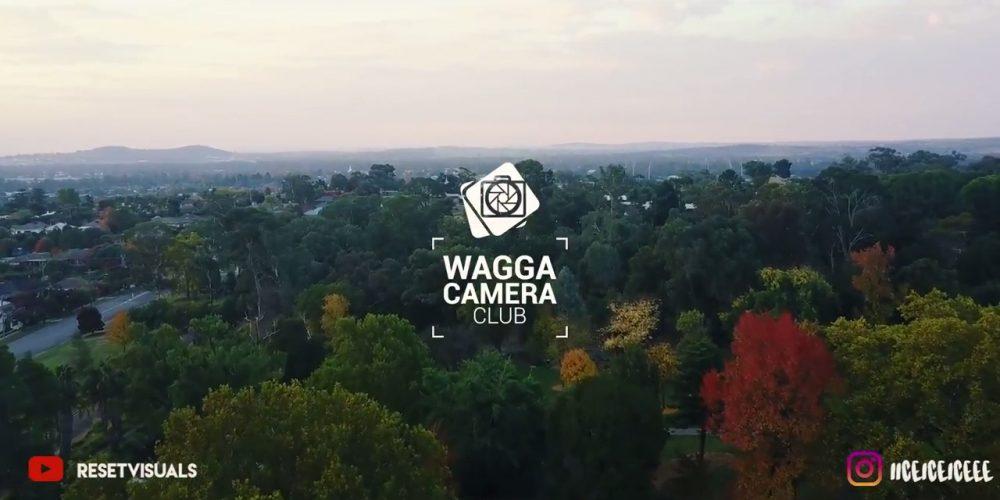 "Botanical Gardens Wagga Wagga  "" Autumn Girls"" ft. WCC"
