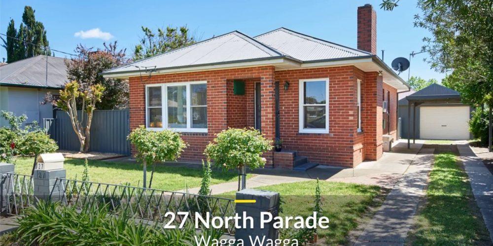 27 North Parade, Wagga Wagga