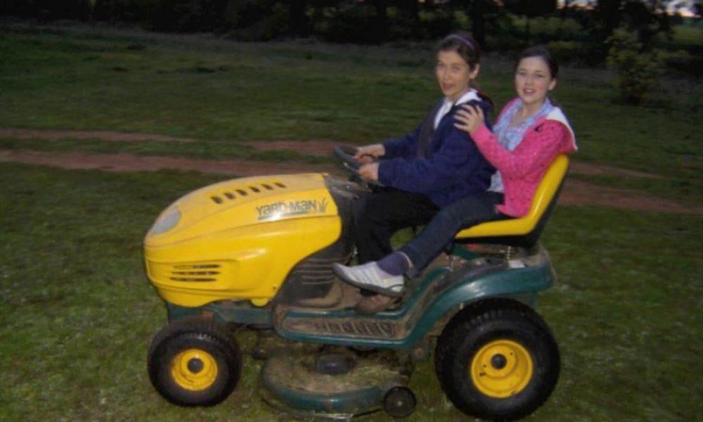 The Lawnmower by Zoe and Lauren