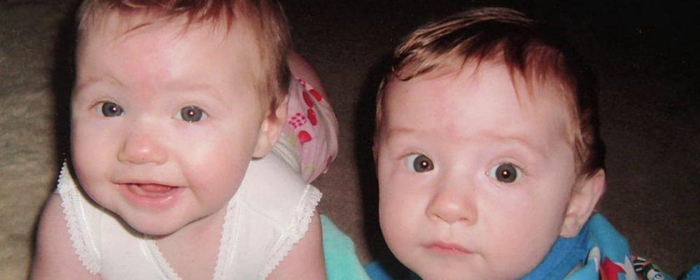 My twins by Michelle Bourke