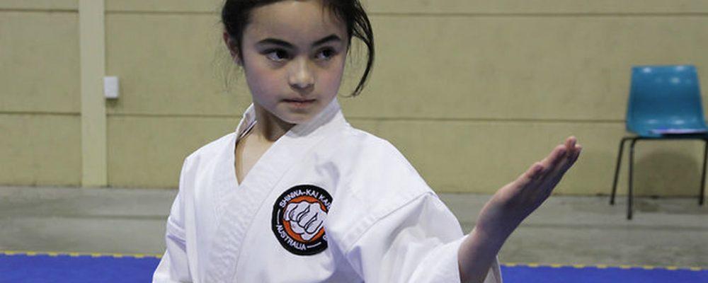 The Karate Kid from Wagga Wagga