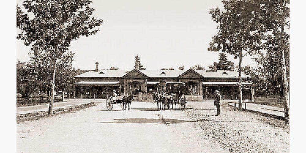 Wagga Wagga Railway Station, Wagga Wagga, NSW.