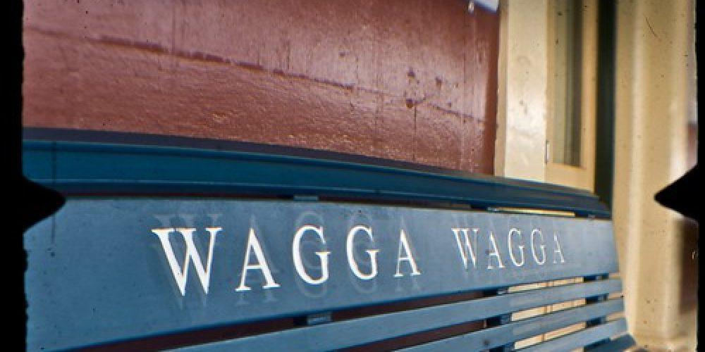 Wagga Wagga Railway Station Blues
