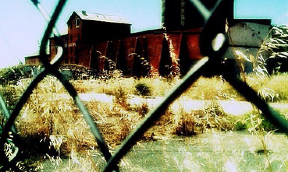 Grain shed, Wagga Wagga, NSW