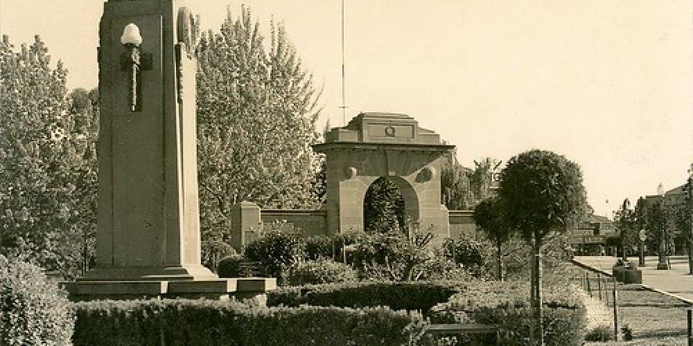 Victory Memorial Gardens, Wagga Wagga