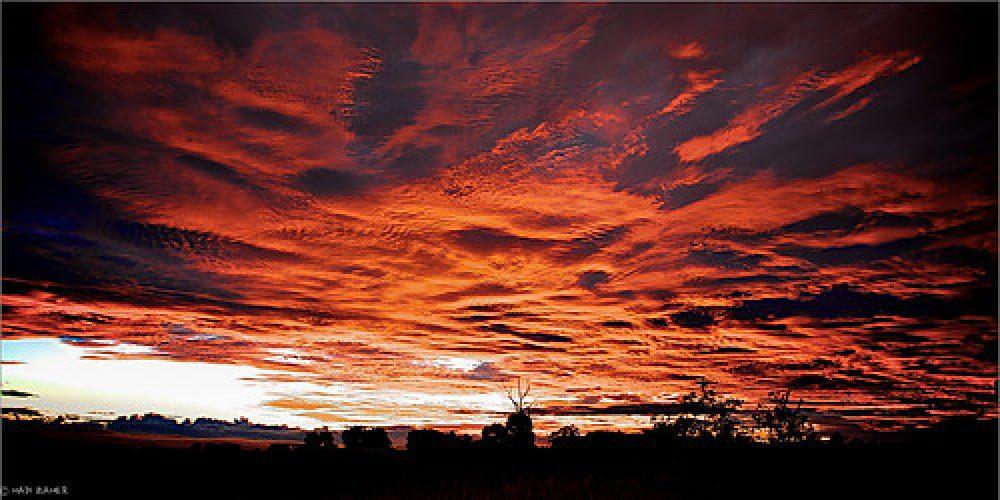 Australian Sunset | Wagga Wagga