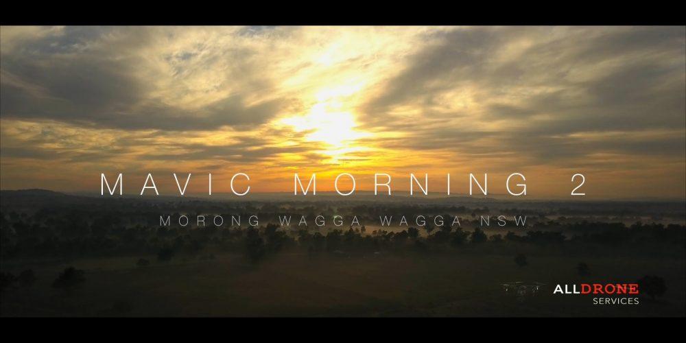 Mavic Morning 2