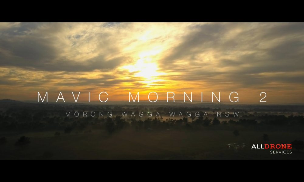 Mavic Morning 2