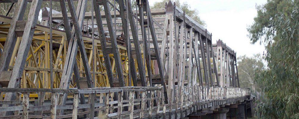 Hampden Bridge – Wagga Wagga NSW