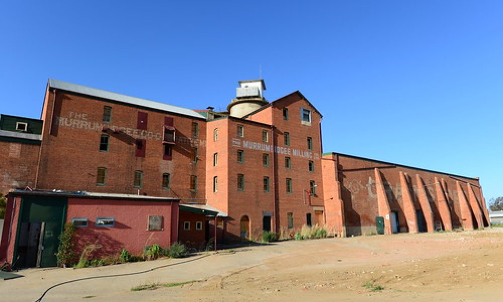 Murrumbidgee Flour Mill Wagga Wagga