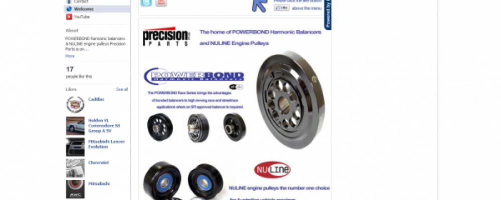 Precision Parts Pty Ltd